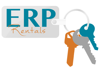 ERP Rentals logo Iowa City North Liberty